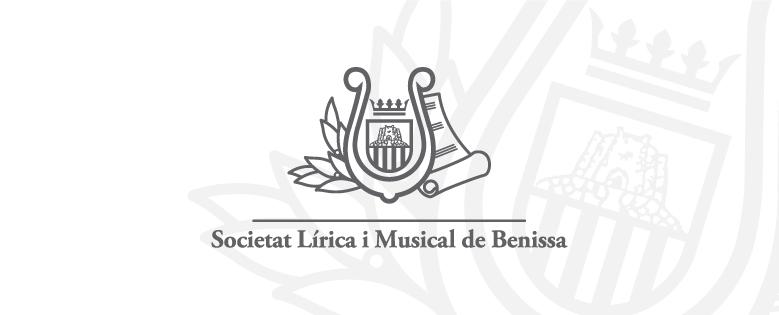 Capçalera - Societat Lírica i Musical de Benissa