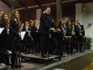 Banda de Benissa amb Miguel A. Grau